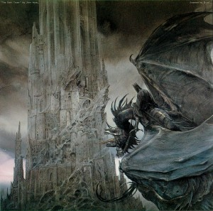 The Dark Tower by John Howe
